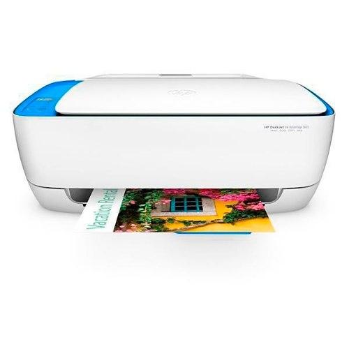 Multifuncional HP Advantage 3635 - Impressora - Copiadora - Scanner - Digitalização - WirelessHP - PC FLORIPA