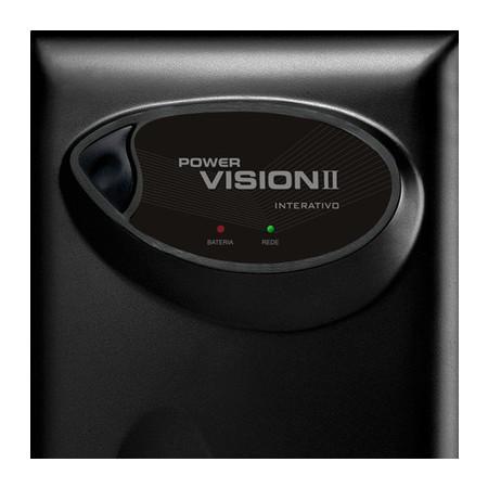 Nobreak SMS 2200VA Bivolt - Power Vision II UPV - PC FLORIPA