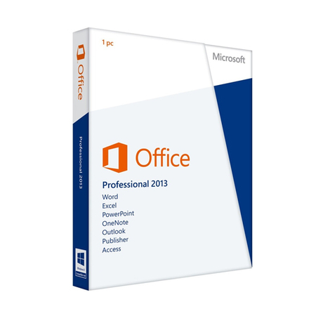 Office 2013 Português Profissional FPP 32/64Bits - PC FLORIPA