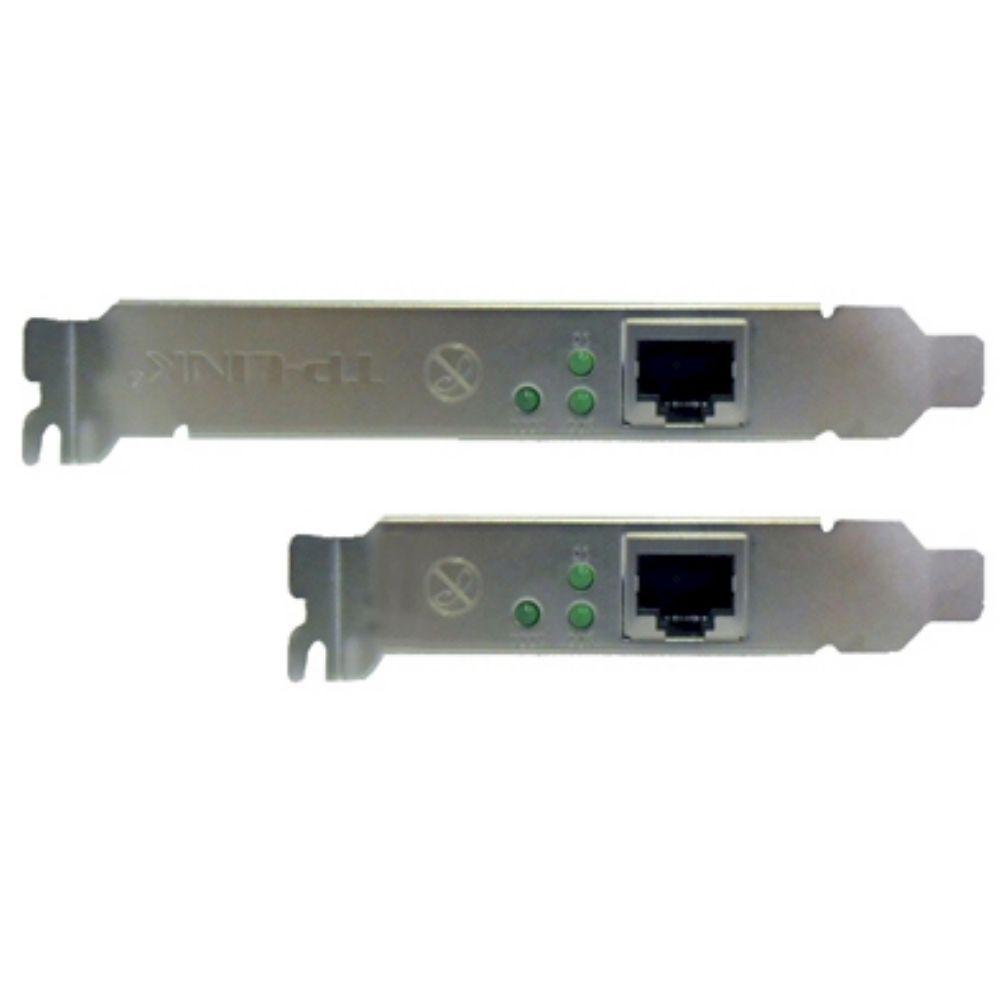 Placa de Rede PCI-E 10/100/1000 Mbps TP-Link TG-3468 V.4 - PC FLORIPA