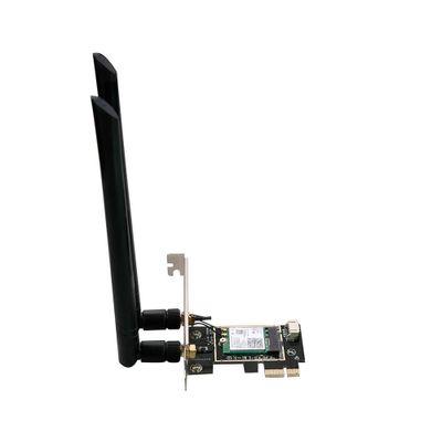 Placa de Rede PCI-E Wireless D-LINK Dual Band AX3000 DWA-X582 - PC FLORIPA