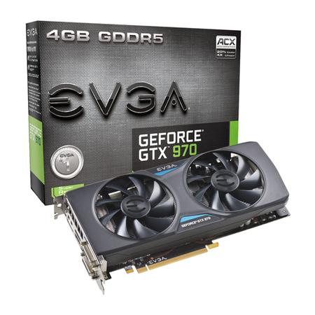 Placa de Vídeo 4GB PCI-E Nvidia Geforce GTX970 - 256-Bit - PC FLORIPA