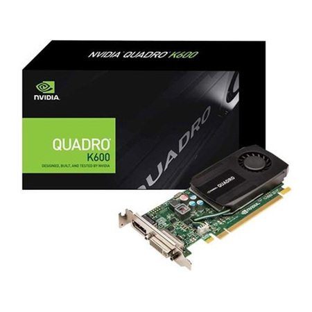 Placa de Vídeo PNY Quadro K600 1GB - 128-Bit - PC FLORIPA
