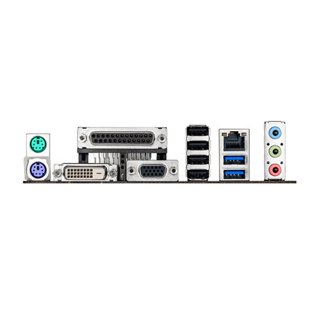 Placa Mãe 1150 Asus H81M-C/BR - PC FLORIPA