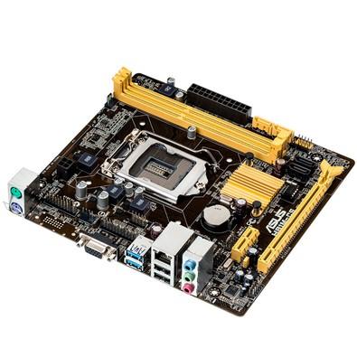 Placa Mãe 1150 Asus H81M-CS/BR - PC FLORIPA