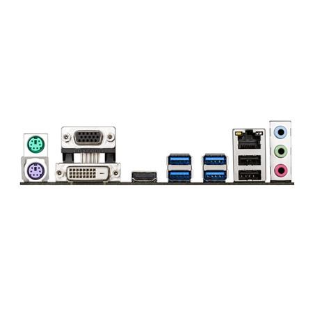 Placa Mãe 1150 Asus H97M-E - PC FLORIPA
