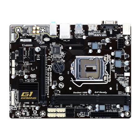 Placa Mãe 1150 Gigabyte GA-B85M-GAMING 3 - PC FLORIPA