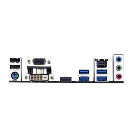 Placa Mãe 1150 Gigabyte GA-H97M-HD3 - PC FLORIPA