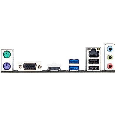 Placa Mãe 1151 Gigabyte GA-H110M-H - DDR3 - USB 3.0 - SATA 6GB/s - Audio 7.1 - HDMI - PC FLORIPA
