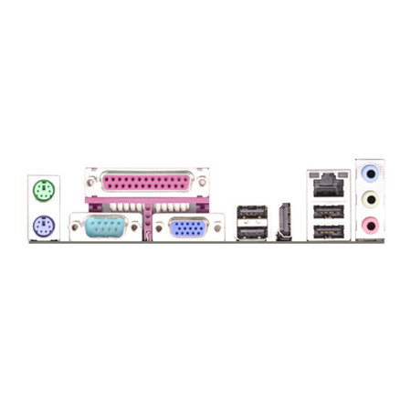 Placa Mãe 1155 ASROCK H61M-HP4 - PC FLORIPA