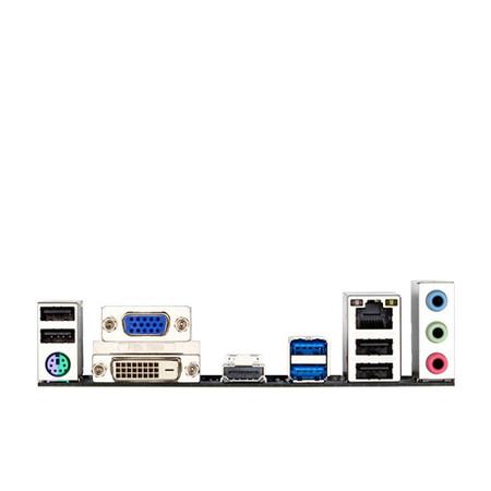 Placa Mãe 1155 Gigabyte GA-B75M-D3H - PC FLORIPA