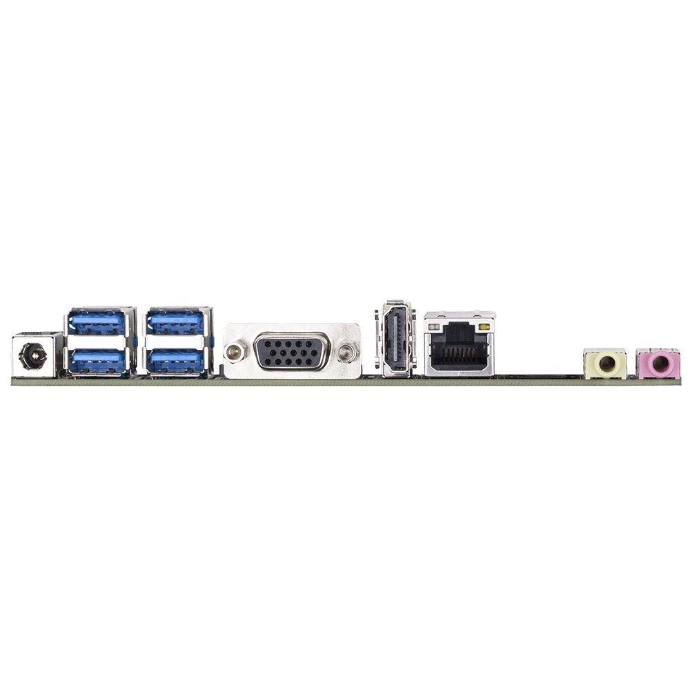 Placa-Mãe Gigabyte IMB4005TN-M IOT/Embedded Intel Celeron DualCore J4005 (rev. 1.0) - PC FLORIPA