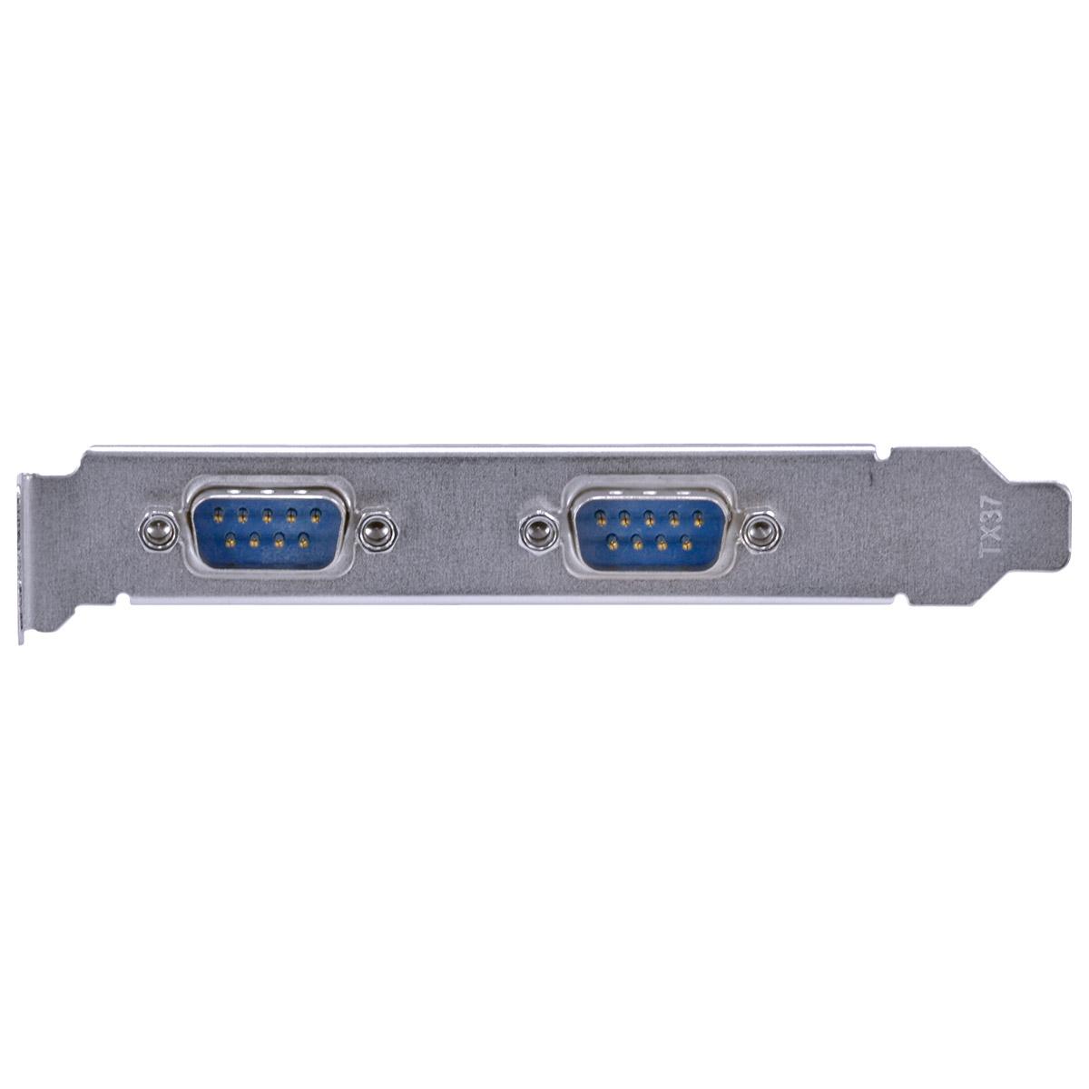 Placa PCI 2 Saídas Serial - Vinik P2IE-PCI - PC FLORIPA