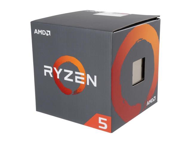 Processador AMD AM4 RYZEN R5-1400 3.4 GHz - PC FLORIPA