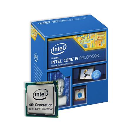 Processador Intel Core I5 4590 - 3.30GHz - 6MB Cache - Socket 1150 - 4ª Geração - PC FLORIPA