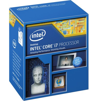 Processador Intel Core I7 5775C - 3.30GHz - 6MB Cache - Socket 1150 - 5ª Geração - PC FLORIPA
