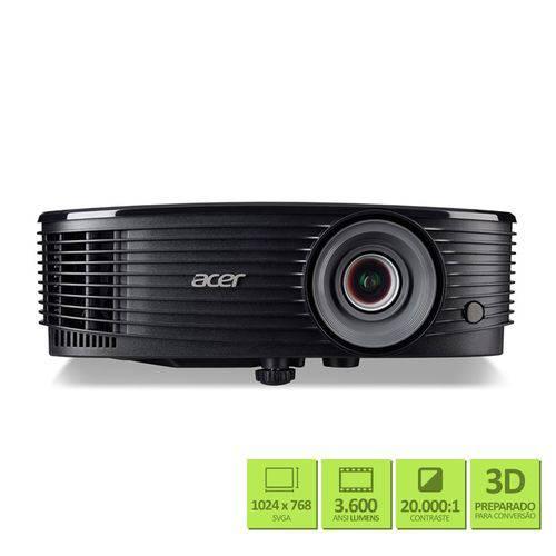 Projetor ACER MS X1123H 3600 Lumens - PC FLORIPA