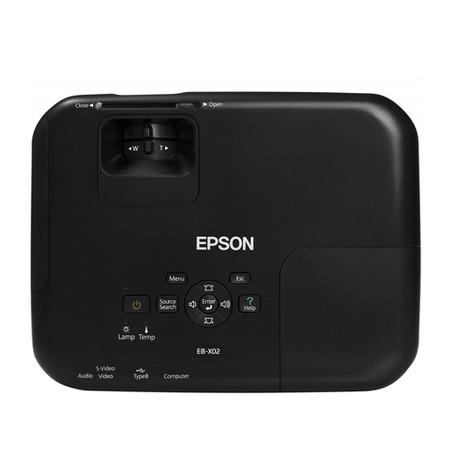 Projetor Epson Power Lite EB-EX02 2600 Lumens - PC FLORIPA