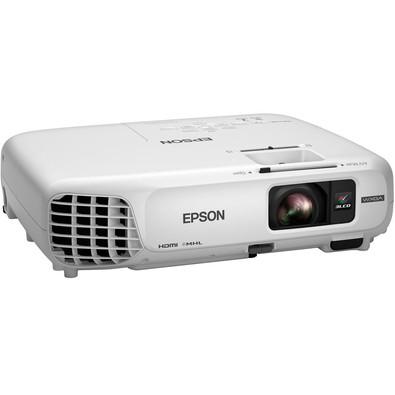 Projetor Epson Power Lite W28+ 3000 Lumens HDTV 1280x800 WXGA Wireless - PC FLORIPA