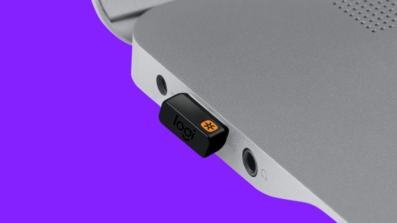 Receptor Unifying Logitech USB 910-005235 - PC FLORIPA