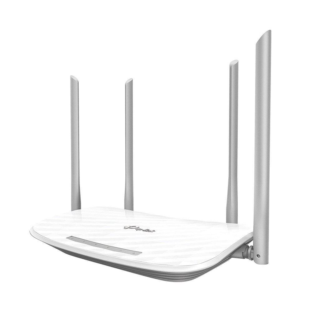 Roteador Wireless TP-Link Dual Band AC1200 Archer C50 BR v4.0 - PC FLORIPA
