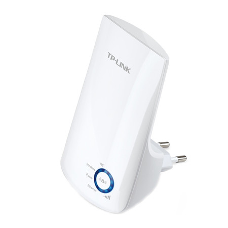 Roteador Wireless TP-Link TL-WA850RE 300Mbps Tomada Repetidor - PC FLORIPA