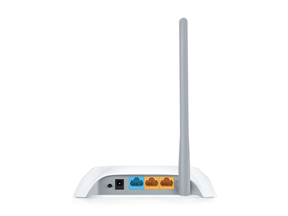 Roteador Wireless TP-Link TL-WR720N 150Mbps Com Antena - PC FLORIPA