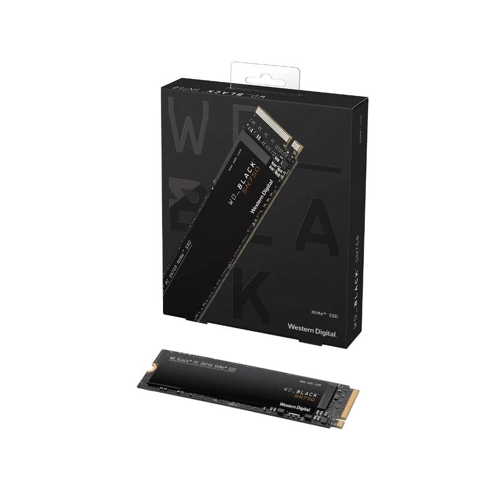 SSD WD Black SN750 250GB M.2 NVMe WDS250G3X0C - PC FLORIPA