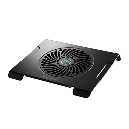 Suporte P/ Notebook Cooler Master Notepal CMC3 - PC FLORIPA