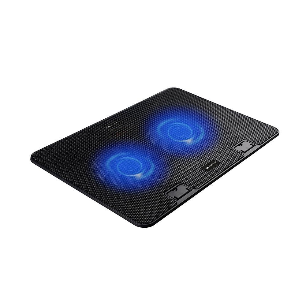 Suporte refrigerado para notebook C3 Tech NBC-50V2BK LED - PC FLORIPA
