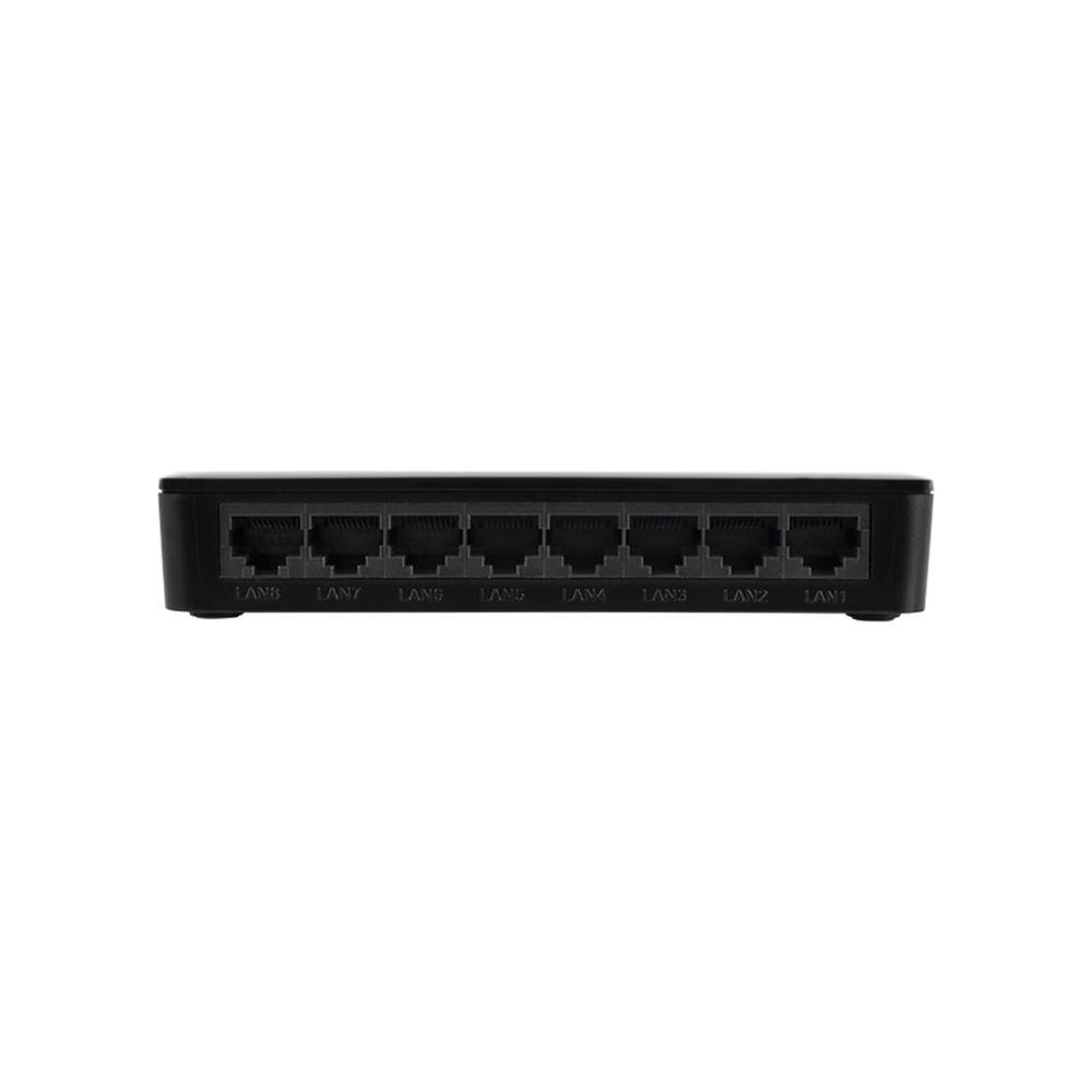 Switch Intelbras 10/100 com 8 portas SF800 Q+ - PC FLORIPA