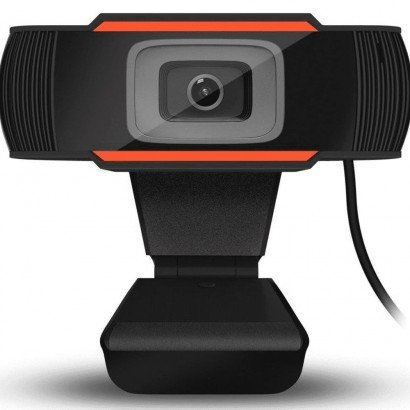 Webcam Brazil V5 HD 720P COM MICROFONE - PC FLORIPA