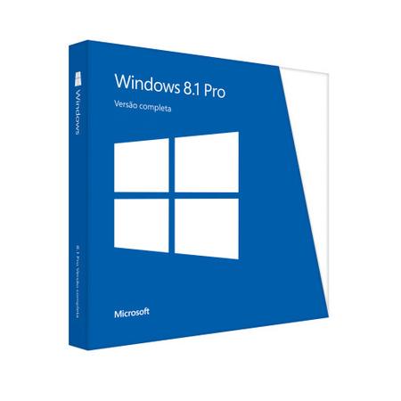 Windows 8.1 PRO FULL - 32/64BIT - FPP - PC FLORIPA