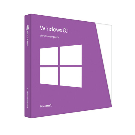 Windows 8.1 SL 64 OEM - Microsoft - PC FLORIPA
