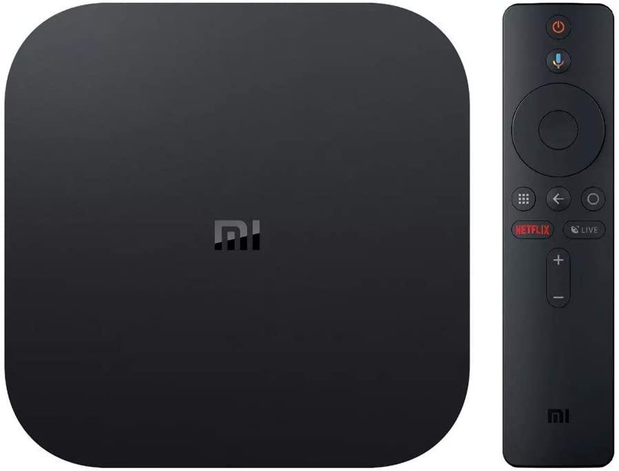 Xiaomi Mibox S 4K Android TV - PC FLORIPA