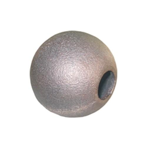 Esfera oca para reservatório da linha de comedouro
