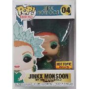 Funko Pop Jinkx Monsoon Rupauls Drag Quenn Race Hot Topic