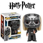 Funko Pop Lucius Malfoy Mascara Comensal Da Morte Hot Topic