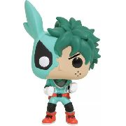 Funko Pop My Hero Academia Deku (battle) # 252