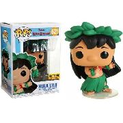 Funko Pop Disney Lilo & Stitch Hula Lilo Hot Topic # 521