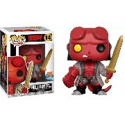 Funko Pop Hellboy Excalibur Exclusivo Px # 14