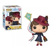 Funko Pop Disney Mary Poppins Com Pipa # 468