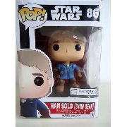 Funko Pop Star Wars Han Solo Snow Gear # 86