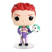 Funko Pop Dc Bombshells Duela Dent Exclusivo Hot Topic # 257