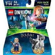 Lego Dimensions Fun Pack Hermione 71348