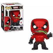 Funko Pop Toxin Marvel Exclusivo
