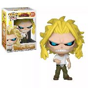 Funko Pop My Hero Academia All Might (weakened) # 371
