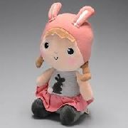 Boneca Para Dormir Metoo Naughty Girl Bunny Coelho