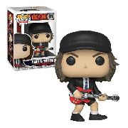 Funko Pop Angus Young Banda Ac Dc Rock