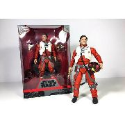 Figura Star Wars Poe Dameron Die Cast Elite Disney Store